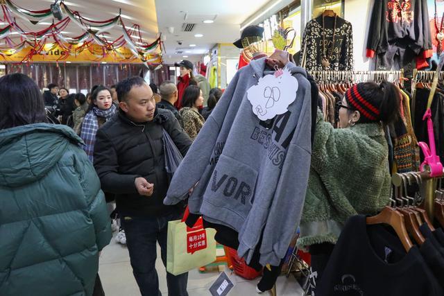 全面科普杭州四季青外贸女装批发进货的六大技巧!