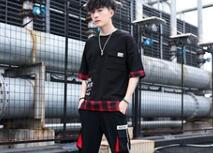 韩版男装货源免费代理 网店男装一件代发