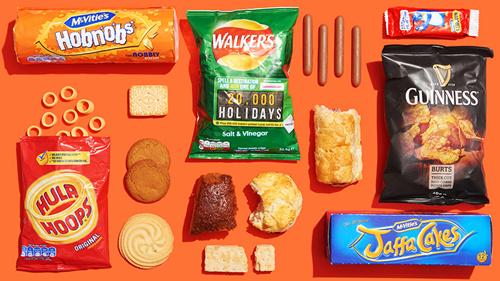 微信上卖的零食货源哪里进货?百余种一件代发货