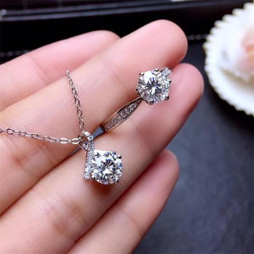 莫桑钻石多少一克拉多少钱?美国莫桑钻价格多少