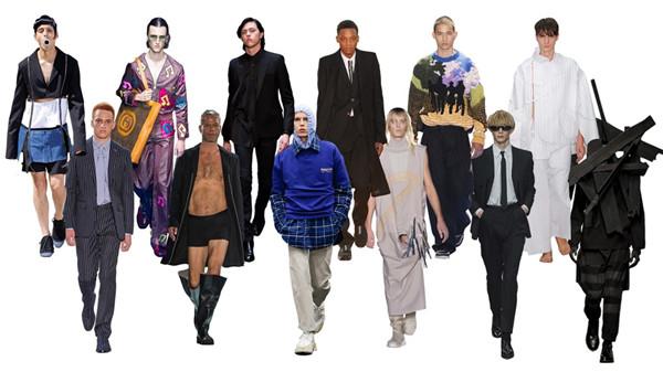 中高端品牌衣服货源 常熟外贸村潮牌一件代发