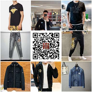 广州高品质1:1大牌男装微商招代理,一件代发