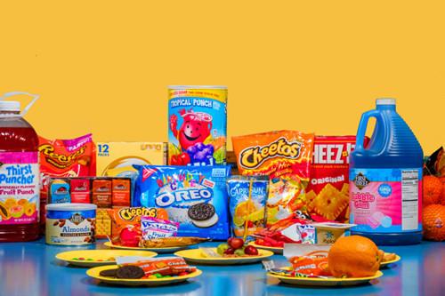 网红零食批发一手货源在哪里?各种网红小吃代理